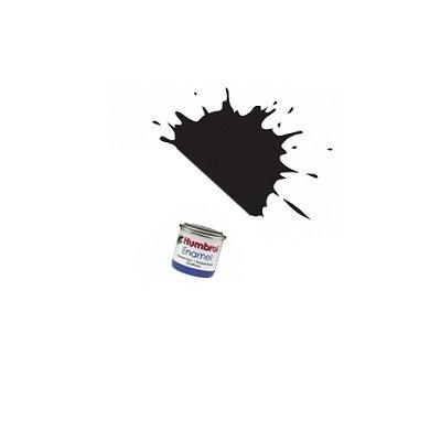 021 - Noir : Enamel - Humbrol-A0237