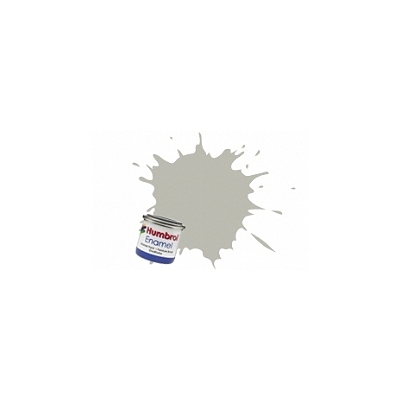 028 - Gris camouflage mat : Enamel - Humbrol-A1496