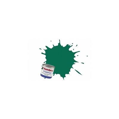 030 - Vert foncé mat : Enamel - Humbrol-A0326