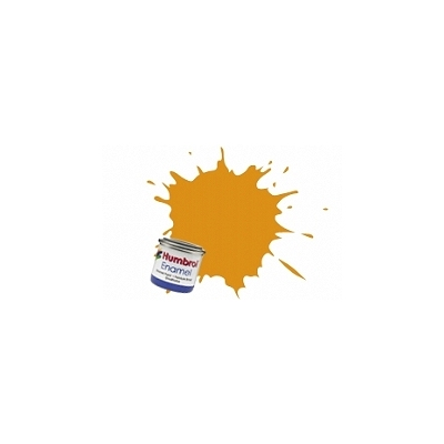 054 - Cuivre jaune : Enamel - Humbrol-A0597