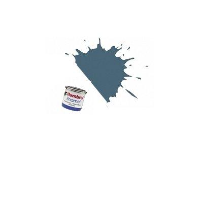 077 bleu marine mat enamel jeux et jouets humbrol for Peinture bleu marine mat