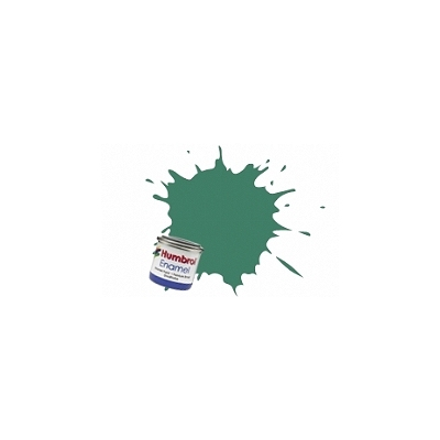 101 - Vert moyen mat : Enamel - Humbrol-A1119