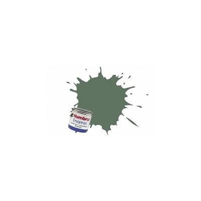 105 - Vert marine mat : Enamel - Humbrol-A1167