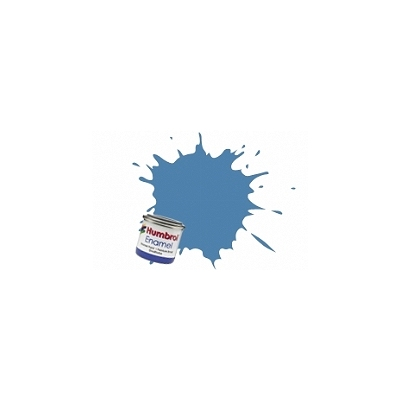 109 - Bleu mat 1ère Guerre Mondiale : Enamel - Humbrol-A1208