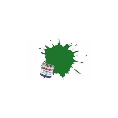 131 - Vert satiné : Enamel - Humbrol-A1448