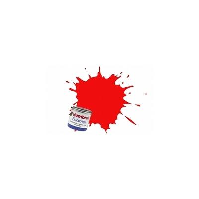 1321 - Transparent rouge 14 ml : Enamel - Humbrol-A6027