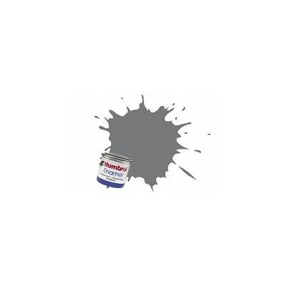 156 - Gris foncé II satin : Enamel - Humbrol-1691