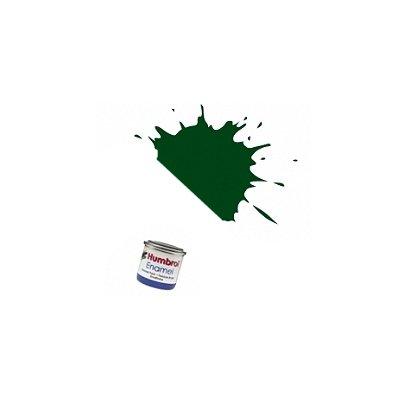 163 - Vert foncé satiné : Enamel - Humbrol-A1777