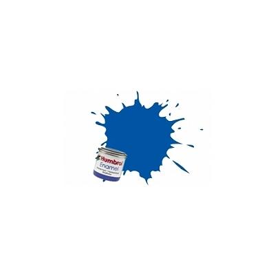 222 - Bleu nuit métallique : Enamel - Humbrol-A7222