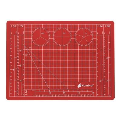 Tapis de découpe A4 - Humbrol-AG9155