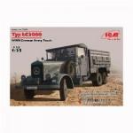 Maquette camion TYP LG3000 Allemand 2ème Guerre mondiale