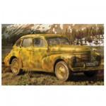 Maquette Opel Kapitan Saloon 1942