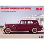 Maquette Voiture particulière de Franklin Roosevelt : Packard Twelve Série 1408