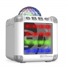 Enceinte cube : I-Dance CM3 Blanc