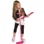 Guitare et micro Combo : Barbie