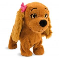 Peluche interactive Lucy le petit chien