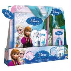 Studio de vêtements La Reine des Neiges (Frozen)