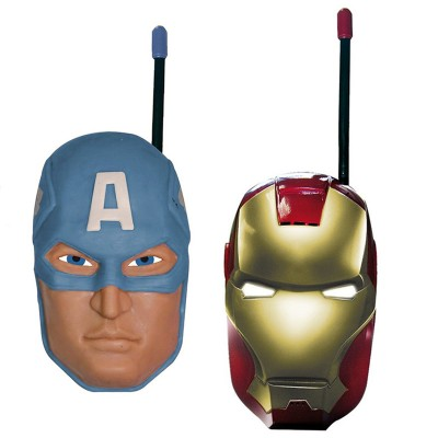 talkie walkie avengers jeux et jouets imc toys avenue. Black Bedroom Furniture Sets. Home Design Ideas