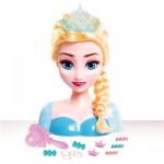 Tête à coiffer Elsa La Reine des Neiges Frozen