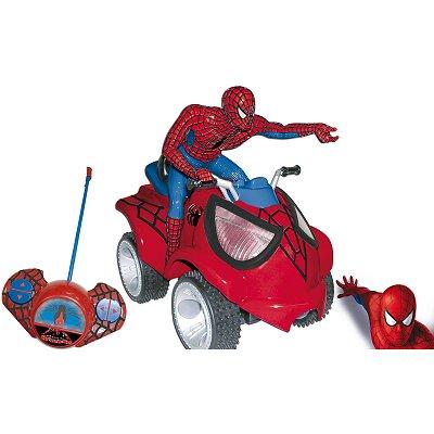 Quad radiocommand spiderman imc toys magasin de - Quad spiderman ...