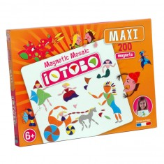Iotobo Jeunes maxi artistes 200 pièces