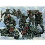 Figurines 2ème Guerre Mondiale : 5ème Régiment Alpin Italien