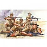 Figurines 2ème Guerre Mondiale : 8ème Armée Britannique