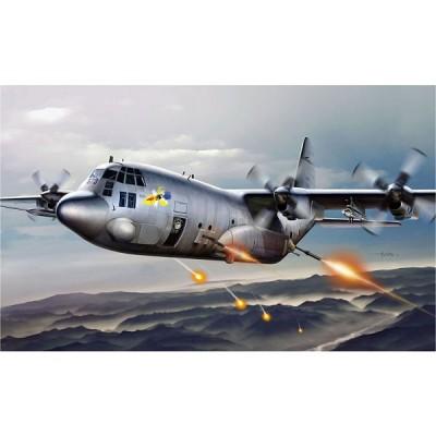 Maquette avion: AC-130H Spectre - Italeri-1310