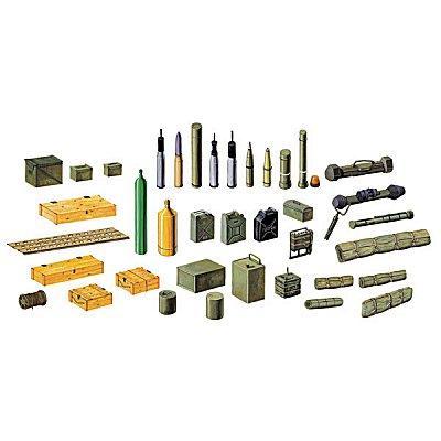 Accessoires de batailles - Italeri-6423