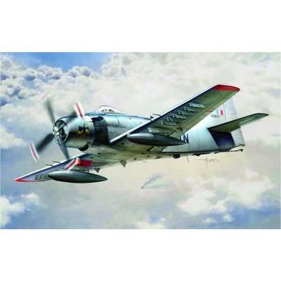 Maquette avion: AD-4 Skyraider - Italeri-2697