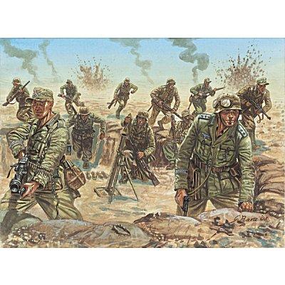 Afrika korps - D.A.K. Infantry - Italeri-6099