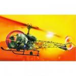 Maquette hélicoptère: AH 1 / AB 47