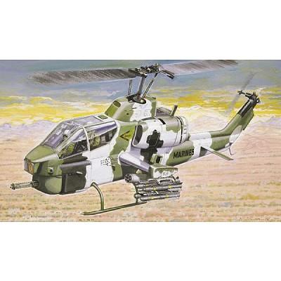 Maquette hélicoptère: AH-1W Super Cobra - Italeri-160