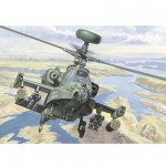 Maquette hélicoptère: AH-64D Apache Longbow