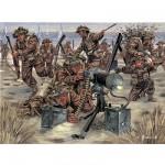 Figurines 2ème Guerre Mondiale : Artillerie Britannique