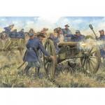 Figurines Guerre de Sécession: Artillerie de l'Union