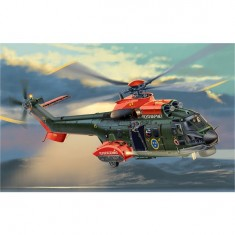 Maquette hélicoptère: AS.532 Cougar