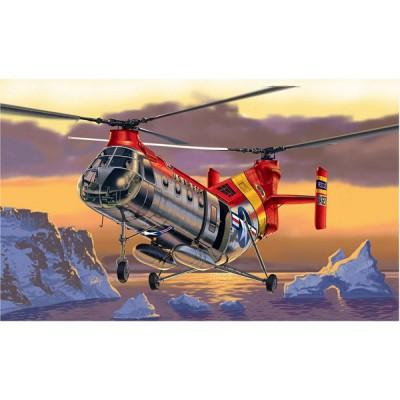 Maquette hélicoptère: Banane volante H-21 - Italeri-1315