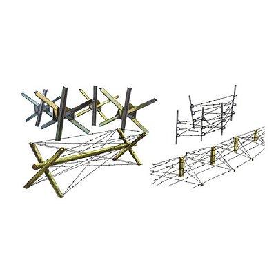 Accessoires militaires: Barricades - Italeri-401
