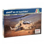 Maquette hélicoptère: Bell AH-1W SuperCobra