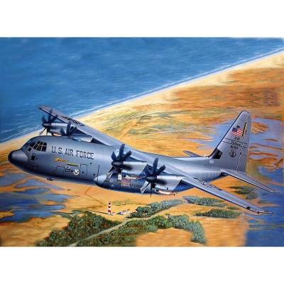 Maquette avion: C-130 J Hercules II - Italeri-2643