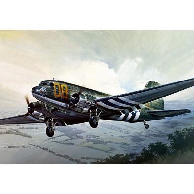 Maquette avion: C-47 Skytrain - Italeri-127