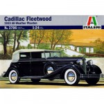 Maquette voiture: Cadillac Fleetwood 1933