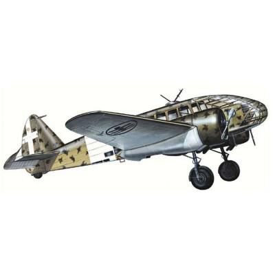 Maquette avion: Caproni CA.311 - Italeri-113