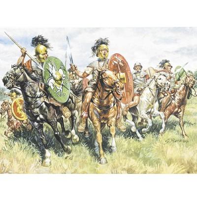 Figurines Cavalerie romaine - Italeri-6028