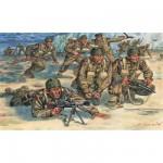 Figurines 2ème Guerre Mondiale : Commandos Britanniques