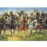 Figurines Guerres napoléoniennes: Dragons Français