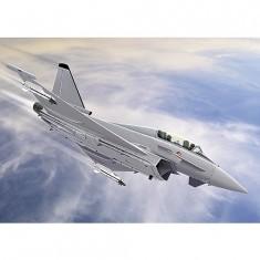Maquette avion: EF-2000 Typhoon: Mon premier modèle
