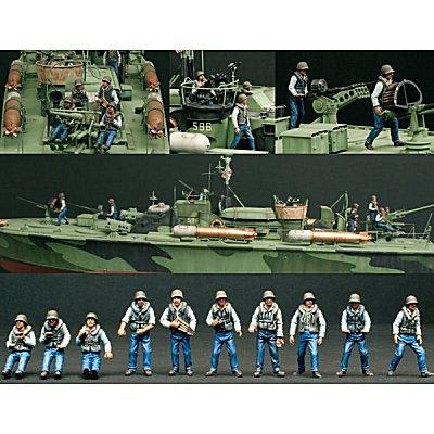 Equipage Pt boat - Italeri-5606