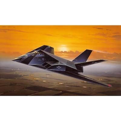 Maquette avion: F-117A Stealth Nighthawk - Italeri-189
